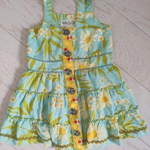 Matilda Jane button strap summer dress